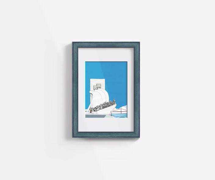 sala fotografa+ azul