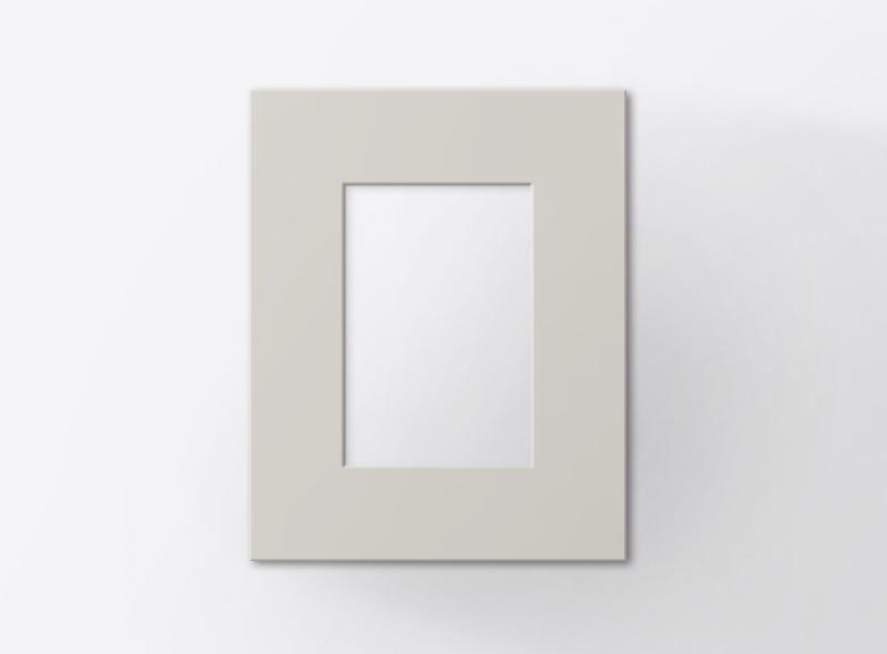 cartolina cinza