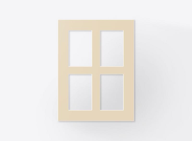30 x 40cm | 4 aberturas