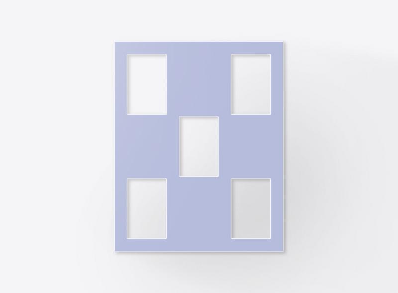 40 x 50cm | 5 aberturas