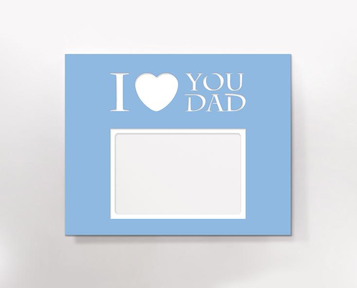 I love you dad (cor)